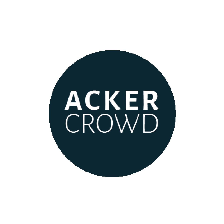 Ackercrowd Logo